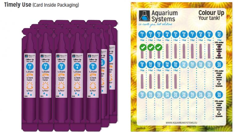 Nouvelles bactéries probiotiques pour un aquarium sain et équilibré : Essayez MAINTENANCE AQUARIUM SYSTEMS