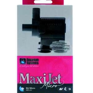 pompe MaxiJet micro 400L/H Aquarium Systems