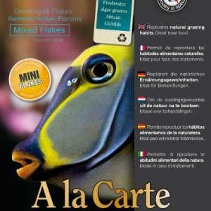 Nourriture A LA CARTE mixed flakes Aquarium Systems 30g