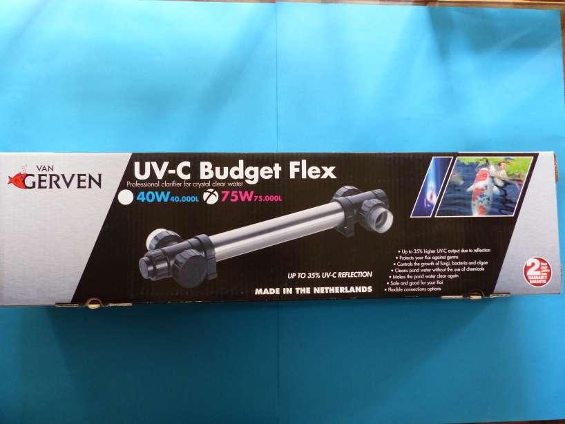 Lampe UV-C budget flex 40w Van Gerven