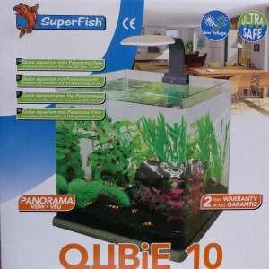 Aquarium QUBIE 10 SUPERFISH
