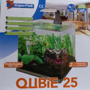 aquarium QUBIE 25 SUPERFISH