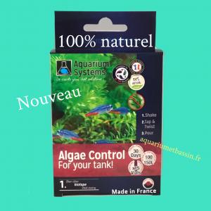 ALGAE CONTROL AQUARIUM SYSTEMS