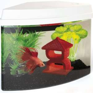 Aquarium CASCADE 4 Blanc Superfish
